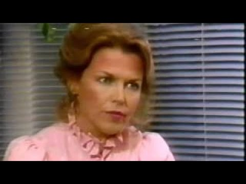 Ginger Rogers, Pat Mitchell, 1981 TV Interview