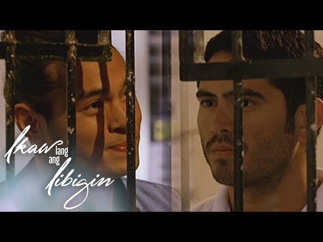 Ikaw Lang Ang Iibigin: Carlos makes fun of Gabriel behind the bars | EP 92