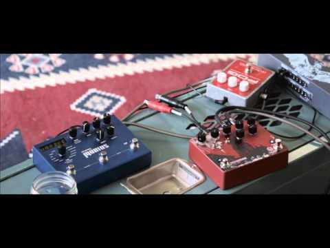 Walrus Audio - Bellwether Delay FX Loop Session with Steve Goss
