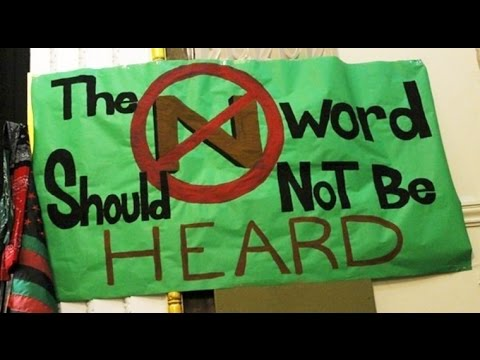 The N-Word is NOT a Term of Endearment!