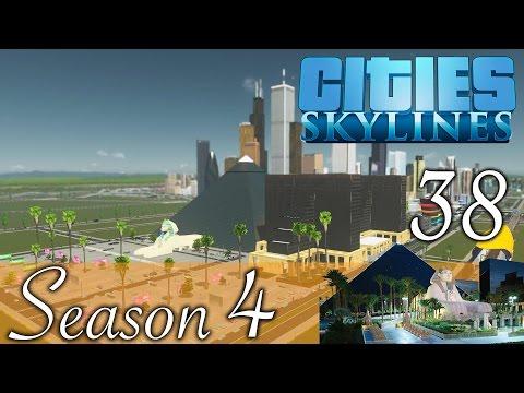 Cities Skylines ★Hotel Luxor! Folge 38 [HD] [Deutsch] ★Let's Play Cities Season 04