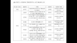 2020 1학기 예비발표 final