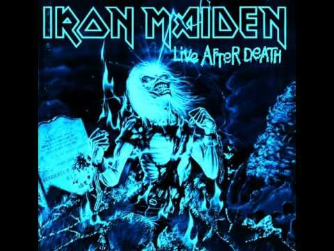 Iron Maiden - Live After Death (1985 Full Album)
