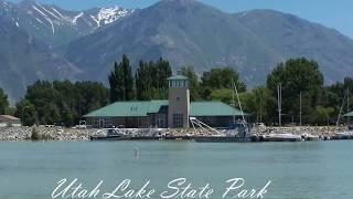 Utah Lake State Park and Campground