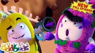 ODDBODS | New-t Monster In Oddsville | NEW Full Episode | Cartoons For Kids