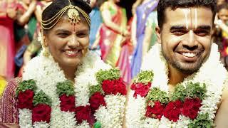 Aravind & Dheeptha Wedding |  Madras Event Management
