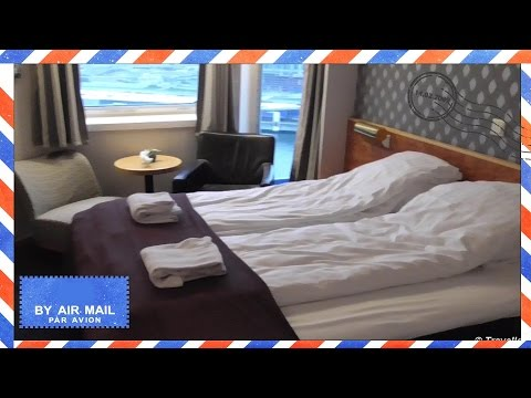 DFDS Seaways minicruise Commodore Class Cabin - Oslo Båden -