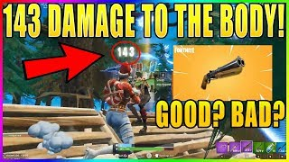 STREAMERS *USE* THE *NEW* DOUBLE BARREL SHOTGUN FOR THE FIRST TIME!! Fortnite highlights