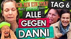 Dschungelcamp 2020 Aufstand gegen Danni Büchner! Tag 6