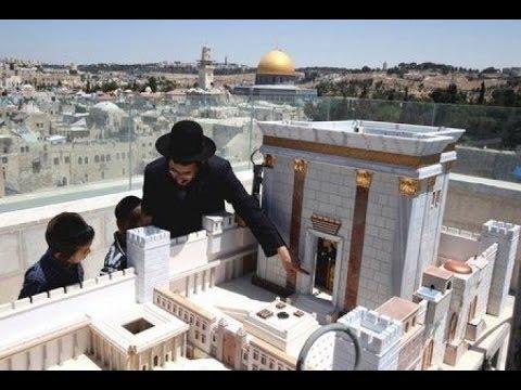 Construcción del Tercer Templo Jerusalem 2015