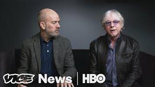 """R.E.M. Break Down """"Man On The Moon"""" (HBO)"""