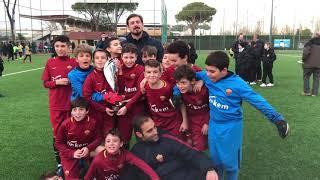 As Roma scuola calcio 2007