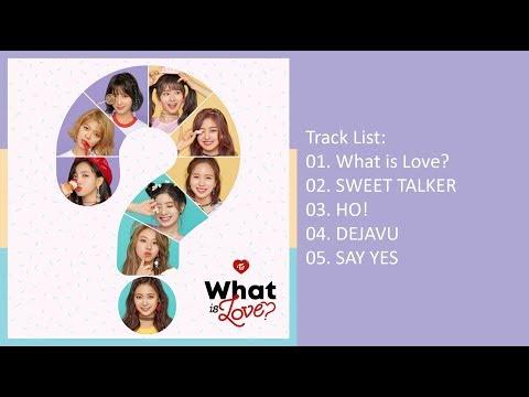 [Full Album] TWICE – What is Love? (Mini Album)