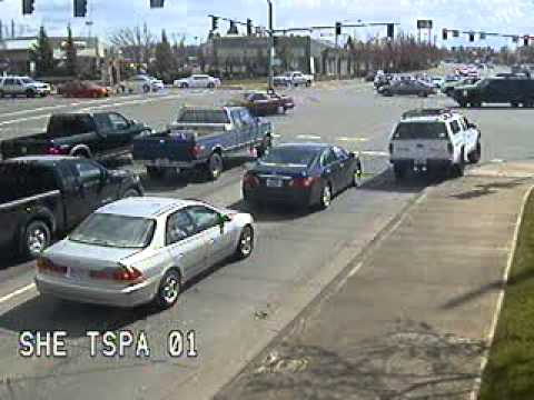 Redflex Traffic Systems-Red light runner got away in Oregon