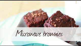 Microwave Brownies Recipe - Allrecipes.co.uk