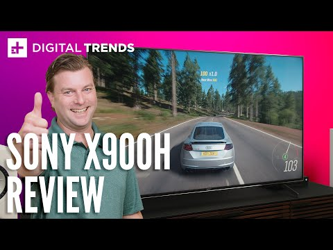 Sony X900H 4K HDR TV Review | Surprising!