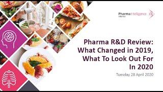 PHARMA R&D ANNUAL REVIEW