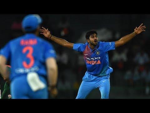 Vijay Shankar doesn't rue dropped catches in India's win vs Bangladesh