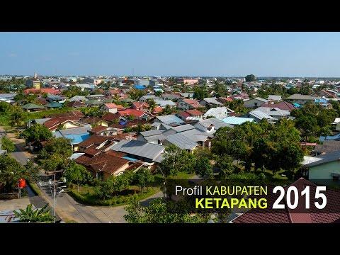 Profil Kabupaten Ketapang 2015