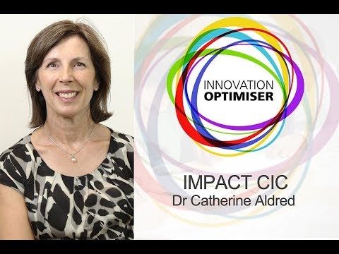 Dr Catherine Aldred – IMPACT CIC (Interaction Method For Paediatric Autism Communication Therapy)