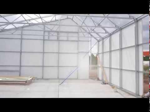 EzGro Commercial Greenhouse