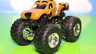 Car Hot Wheels Scooby-Doo