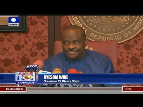 Rivers Security: Gov. Wike Accuses Security Operatives Of Criminal Activities