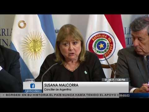 Mercosur: Sentencia del TSJ no demuestra separación de poderes en Venezuela