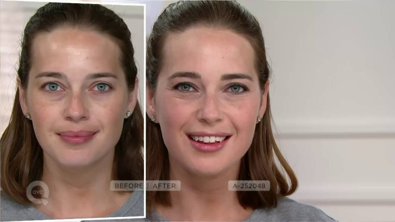 bareminerals prime time before and after. bareminerals deluxe prime time bb primer-cream spf 30 on qvc bareminerals before and after