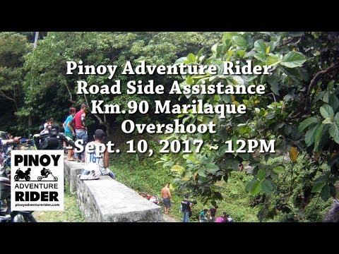 Motorcycle Accident Overshoot MARILAQUE ~ Sept. 10, 2017