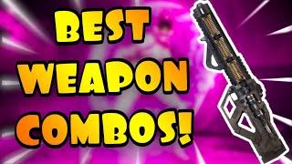 Top 5 Best Weapon Combos Season 4! Best Apex Legends Weapon Combinations!