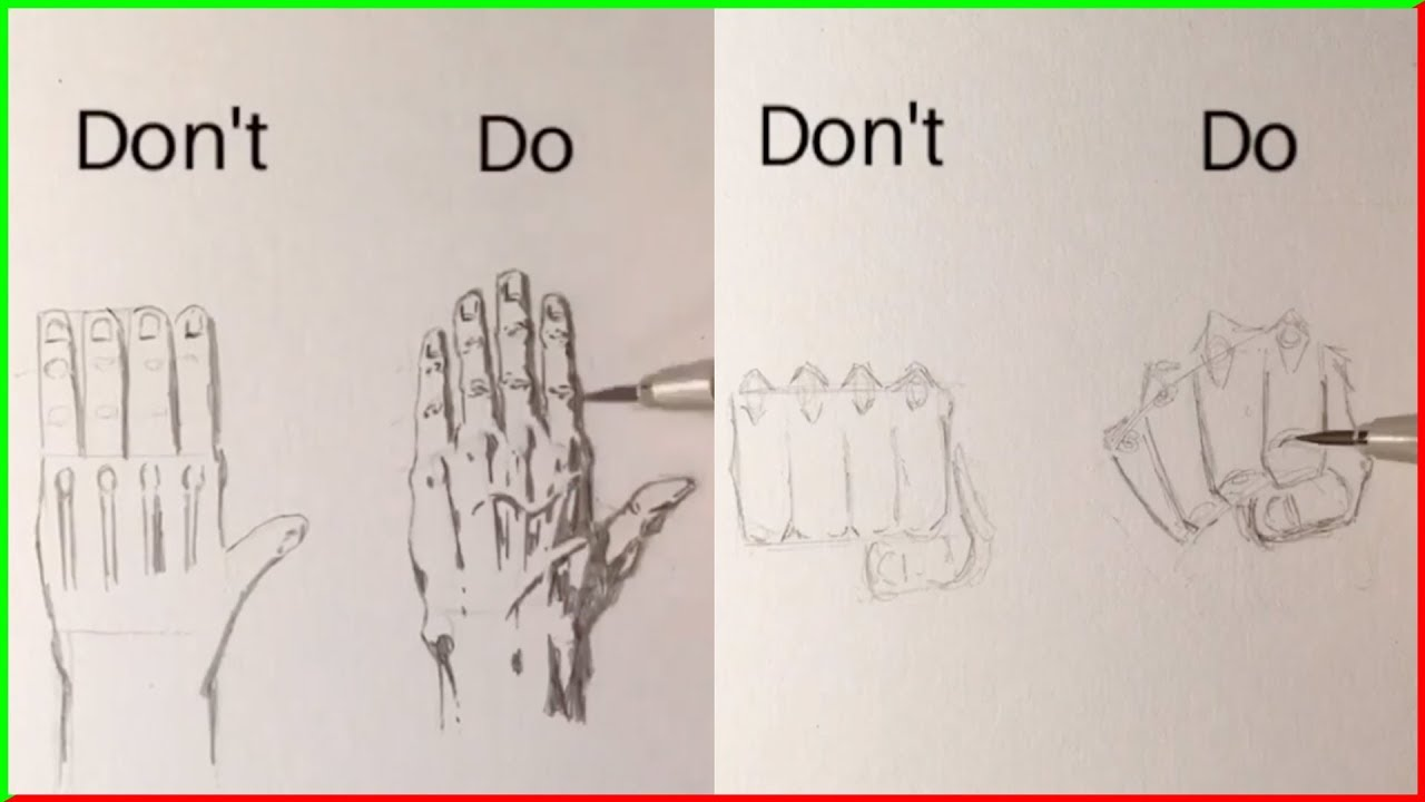 26 DRAWING TIPS YOU\u0027D WISH YOU\u0027D KNOWN SOONER