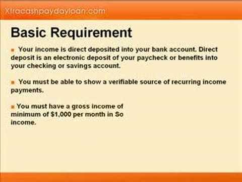 $1000 Overnight - Faxless Payday Cash Loans from ...