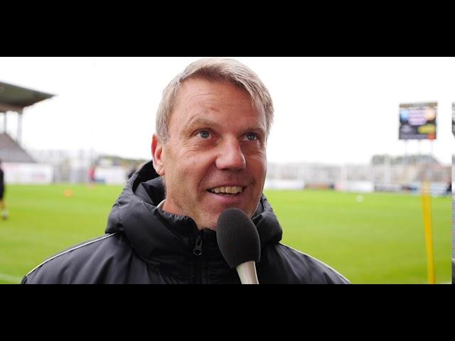 Inför Falkenbergs FF-  Hammarby, Allsvenskan 2020