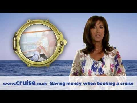 A cruising guide - Saving money when booking a cruise