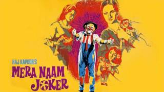 Jeena Yaha Marna Yaha | Mera Naam Joker | Hindi Film Song | Mukesh