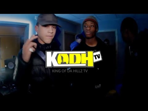 Bradford - Blazer Boccle, Kid C, Curly, K Don, Young Alertz | KODH TV Cypher