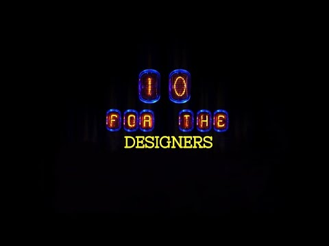 10 for the Designers: Episode 01 (2015.02.09)