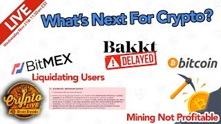 What's Next for Crypto? Crypto Live Ep. 22