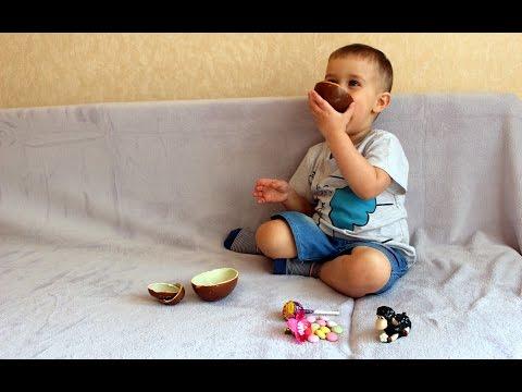 Распаковка. Kinder surprise , Kinder Maxi,Сhupa- Chups.  Видео для детей! Kinder Surprise