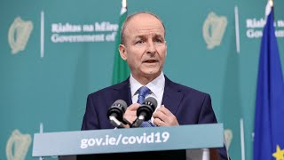 video: Ireland announces emergency six-week lockdown with some of Europe's toughest restrictions