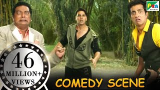 Download Dogs Fighting With Prakash Raj & Sonu Sood- Comedy Scenes | Entertainment | Hindi Film Mp3 and Videos