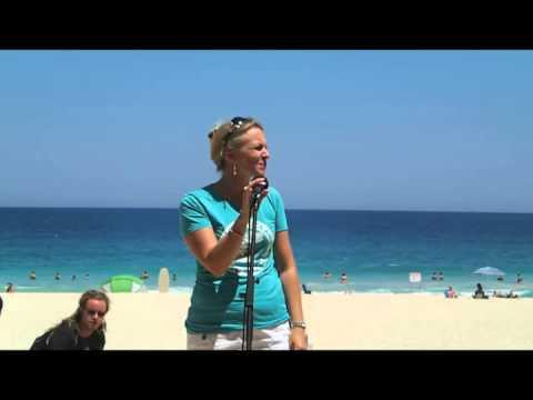 Natalie Banks closing speech at Perth Rally