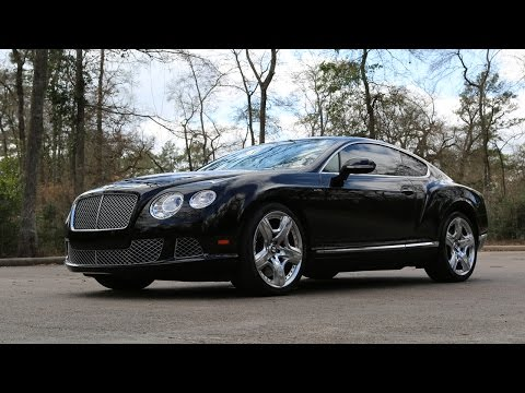 2012–2015 Bentley Continental GT – Review in Detail, Start up, Exhaust Sound, and Test Drive
