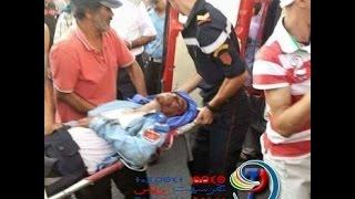 وفاة شرطي طنجة في حادثة دهس مطاردة الفاعل و القبض عليه percute un policier  tanger et le tue