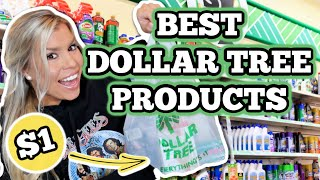 LIFE CHANGING DOLLAR TREE PRODUCTS (everyone should know about!)