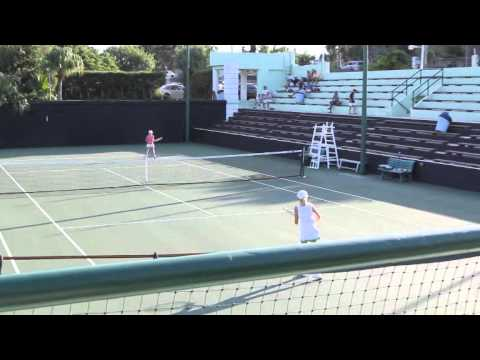 #2 BLTA Jr Open Tennis Championships Bermuda October 27 2011