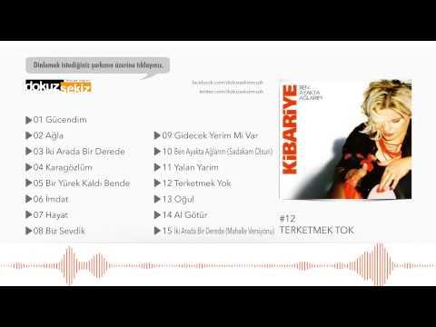 Kibariye - Yalan Yarim (Official Audio)
