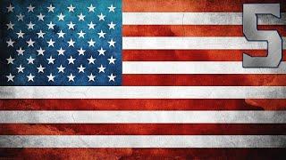 Hearts of Iron IV: Man the Guns - USA #5