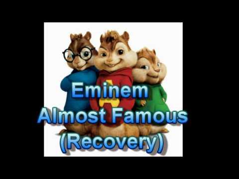14. Eminem - Almost Famous (Perfect chipmunk remix)